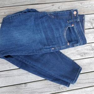 Madewell High rise skinny skinny jeans